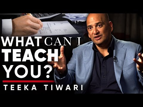 TEEKA TIWARI – WHAT CAN I TEACH YOU ABOUT THE CRYPTO MARKET? | London Real