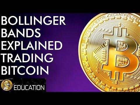 Bollinger Bands Explained – How To Trade Bitcoin & Cryptocurrency