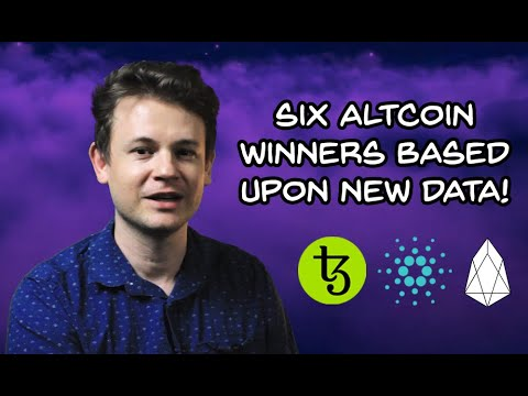 Predicting Six Altcoin Winners Based Upon Developer Activity (Tezos, EOS, Cardano, IOTA, Stellar)