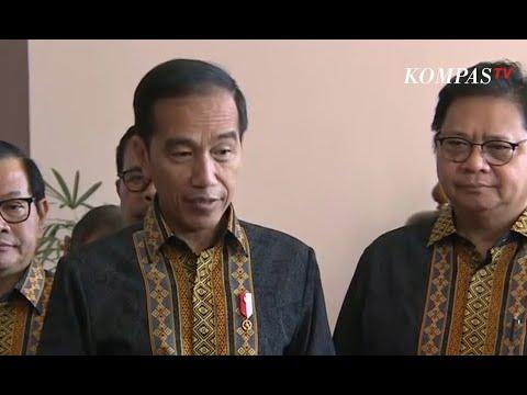 Singgung KPK, Jokowi: Tidak Ada Pengembalian Mandat