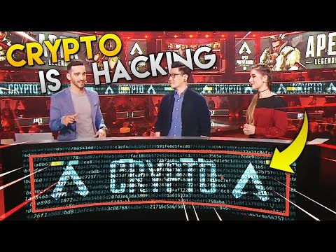 CRYPTO IS HACKING PRO APEX LEAGUE!? – Best Apex Legends Funny Moments and Gameplay Ep 213