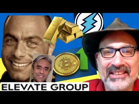 Is Electroneum Recovering? + Gold, Bitcoin Analysis + BTC Hash Rate – with Tom Luongo & Amir Ness