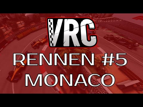 [GER] F1 2019 [PS4] VRC F1 & F2 Monaco  (Sponsored by TEAM CILLERIAN)