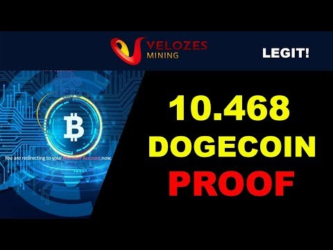 PAYING! WITHDRAW KE 3 SEBESAR 10.468 DOGECOIN PROOF!