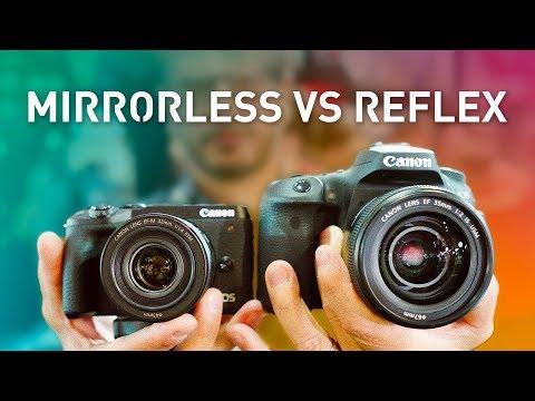 Canon EOS 90D vs EOS M6 Mark II: Reflex e Mirrorless APS-C da 32,5 MP a confronto