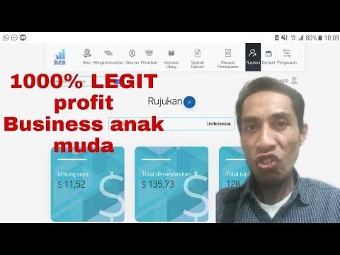 B2business Keren Investasi terpercaya 100% Aman live 5000 dogecoin
