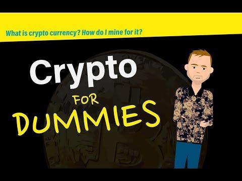 CRYPTO FOR DUMMIES