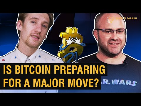 Is Bitcoin Preparing for a Major Move? | Crypto Markets