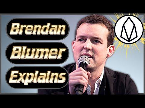 EOS News Weekly #38 – Brendan Blumer Explains – Time Draper On Dapps! – EOS Voting & More!