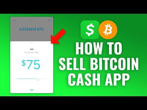 How to Sell Bitcoin with Cash App