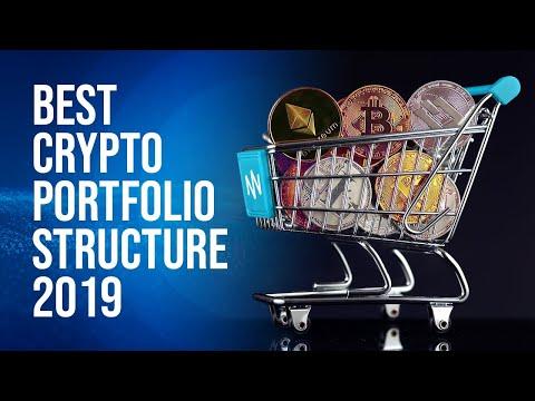 Best Crypto Portfolio Structure 2019 – How I Balance Bitcoin & Altcoins