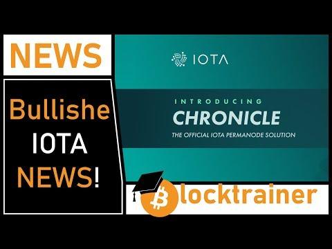 Die beste IOTA News der letzten Zeit!