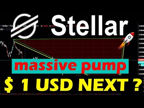 STELLAR (XLM) PRICE PREDICTION – 20% HIKE TODAY #stellar wallet #stellar lumens news  18 SEP 2019