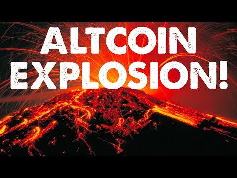 ALTCOIN EXPLOSION! – THIS IS ONLY THE BEGINNING! – MAJOR EXCHANGE BANS PRIVACY COINS! – MOON BOOTS!