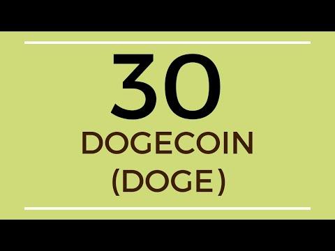 Dogecoin DOGE Technical Analysis (18 Sep 2019)