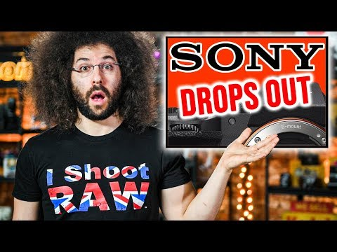 SONY DROPS OUT?! Canon's 83mp EOS RS with IBIS???