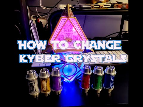 How to UNLOCK and GET ALL Of Galaxy's Edge Kyber Crystals!