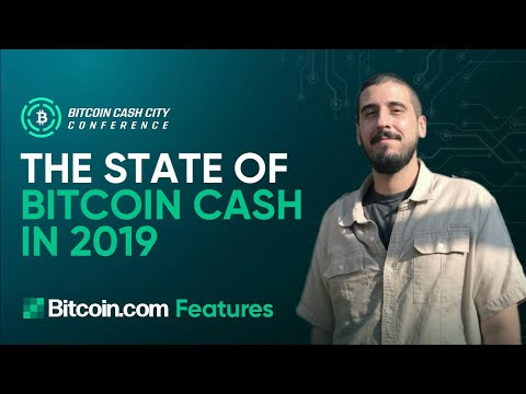 The State of Bitcoin Cash 2019 – Gabriel Cardona Keynote Speech | Bitcoin Cash City Conference