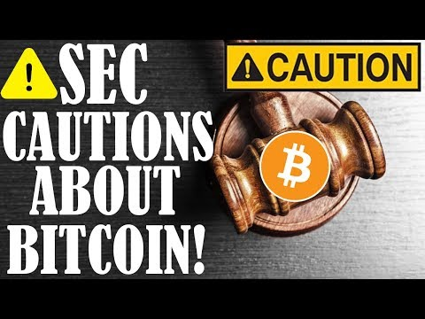 WTF? SEC CAUTIONS ABOUT BITCOIN! – SEC CRYPTO HEARING NEXT WEEK! – COINBASE ADDING 16 NEW COINS!