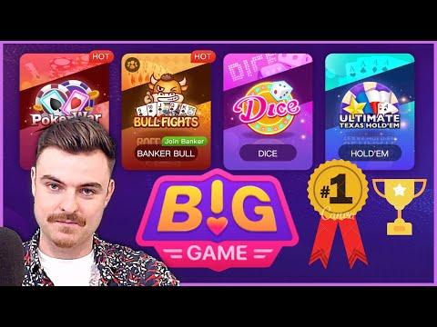 Biggame Casino – Huge EOS Dividends! – Best Cryptocurrency Casino & Dividends 2019