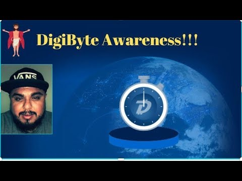 DigiByte (DGB) Awareness Is Crucial!!!