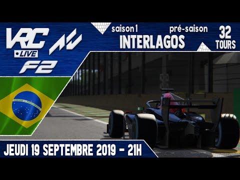 F2 Pre-Saison 1 – GP Brésil