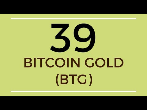 Bitcoin Gold BTG Technical Analysis (19 Sep 2019)