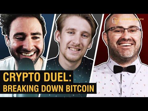 Crypto Duel: Breaking Down Bitcoin | Eric Crown & Mati Greenspan