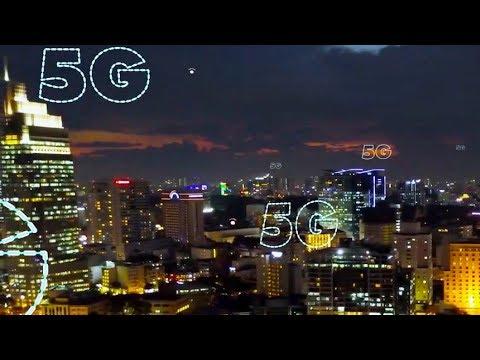 TP.HCM bắt đầu phủ sóng 5G liền mạch và IoT trên diện rộng