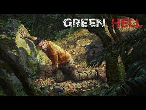 Green Hell PL | #15 Poznajcie kajmana czarnego