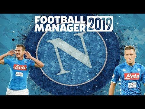 Football Manager 2019 – SSC Napoli | #10 Rewanż na Camp Nou
