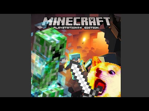 Doge plays Minecraft PS4 Ep.10