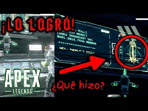CRYPTO LOGRÓ HACKEAR  PERO… ¿Qué hackeo? Apex Legends