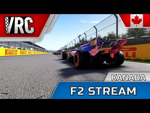 [GER] F1 2019 [PS4] VRC F2 Kanada (Sponsored by TEAM CILLERIAN)