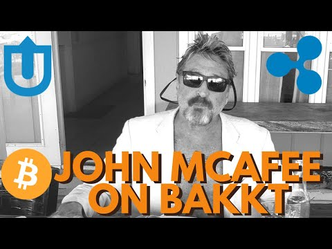 John McAfee on Bakkt | Uptrennd | Bitcoin Pizza Important? Ripple XRP in More Banks – BTC news