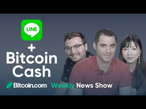 HTC Partners with Bitcoin.com, LINE Integrates BITCOIN CASH & First Bitcoin ATM in Venezuela