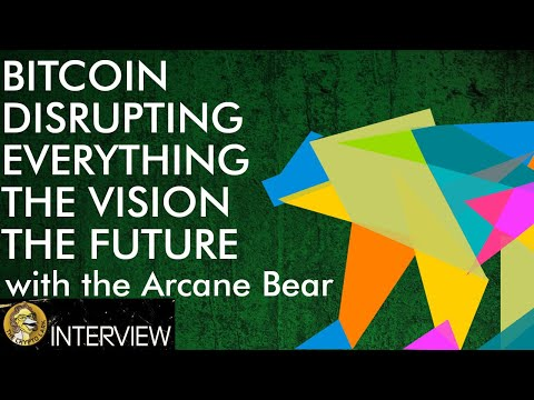 Bitcoin Disrupting Everything! The Vision & The Future of Crypto