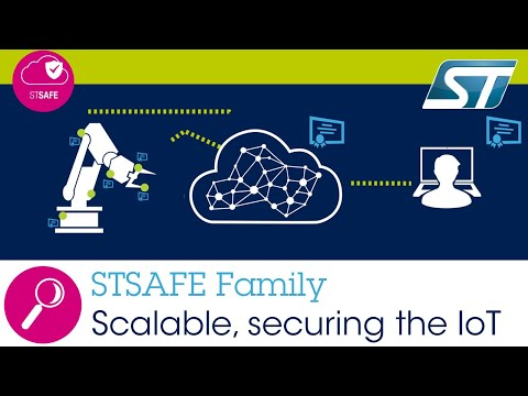 STAFE(TM) family, a scalable offer securing the IoT