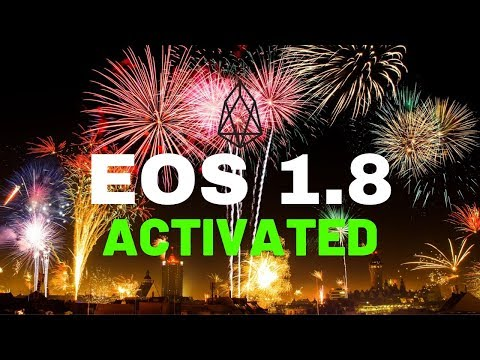 EOS 1.8 Activated