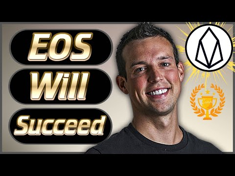 EOS News Weekly #39 – EOS 1.8 LIVE! – Brendan Blumer Responds – Liquidapps Get Noticed! & More