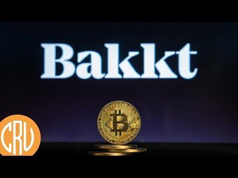 Bitcoin Futures LIVE with Bakkt | Binance.US Trading Soon
