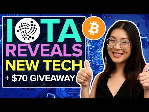 IOTA Reveals Amazing Technology!!!