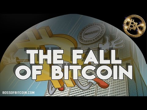 The Fall of Bitcoin 🔥LIVE BTC USD Cryptocurrency 2019 & Crypto Trading Price News