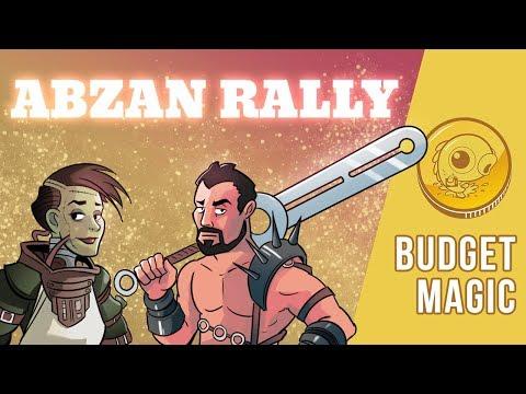 Budget Magic: $92 (18 tix) Abzan Rally (Modern, Magic Online)