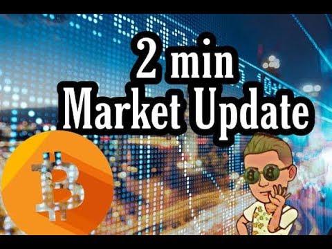 Quick Market Update – btc/eos/eth/ltc