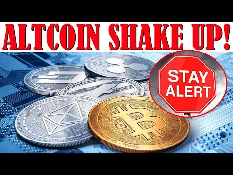 ALTCOIN SHAKE UP! STAY ALERT! – BAKKT LAUNCHED! – DID BAKKT JUST FLOP? – COULD ALTCOINS SOAR SOON?