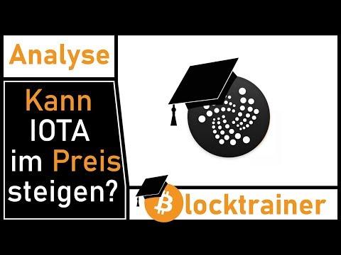 Kann IOTA überhaupt im Preis steigen?