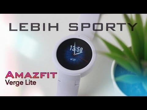 Review Amazfit Verge Lite Indonesia | Ada yang HILANG…