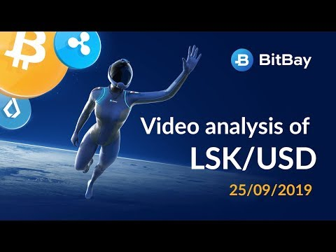 Lisk Price Technical Analysis LSK/USD 25/09/2019 – BitBay