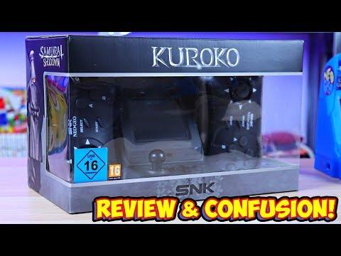 Kuroko Samurai Shodown Limited Neo Geo Mini – Confusion & Review!